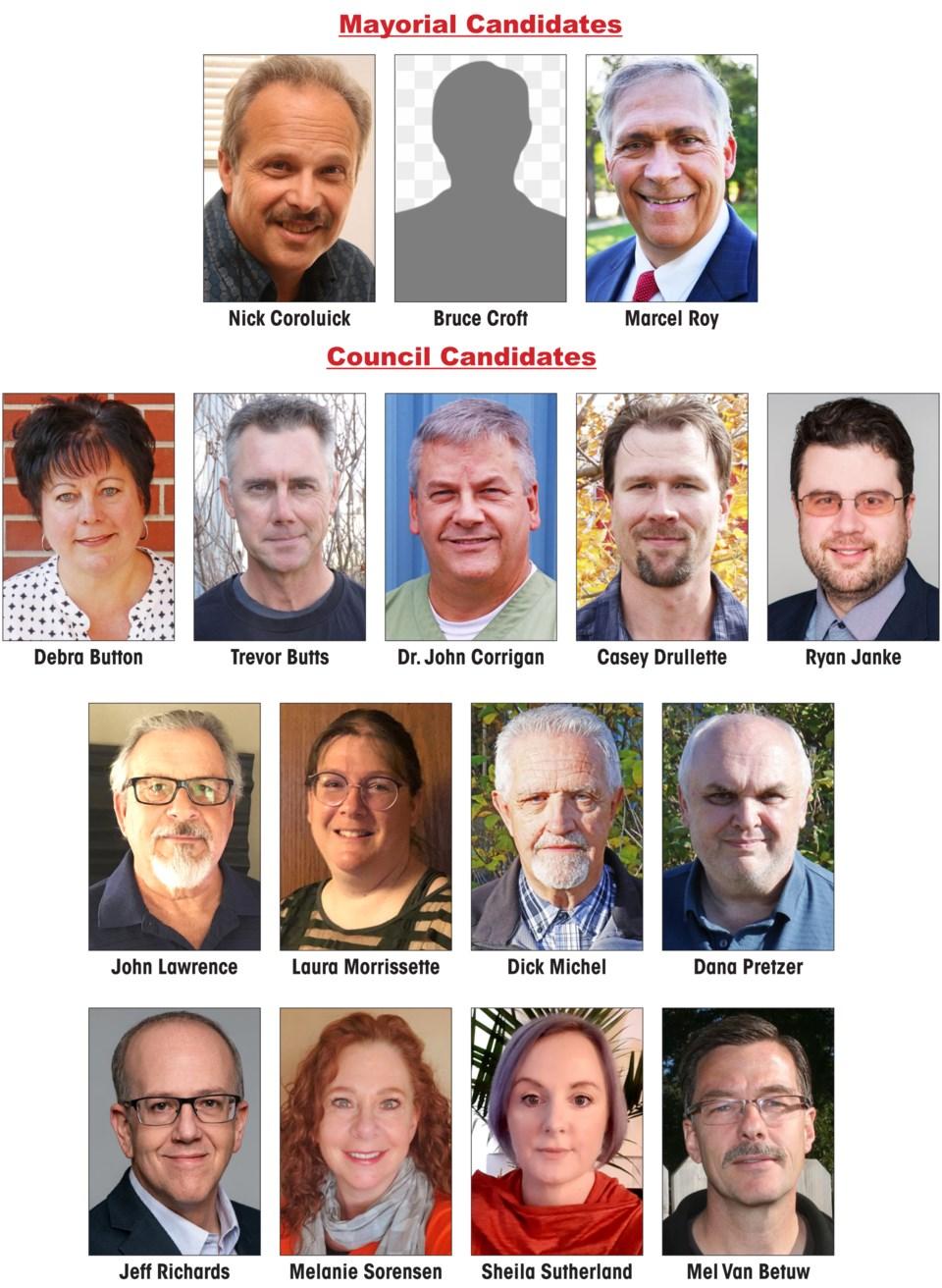 Weyburn Civic Election