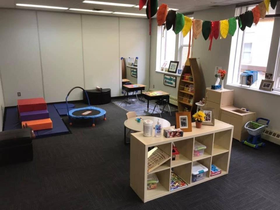 FRC Play area