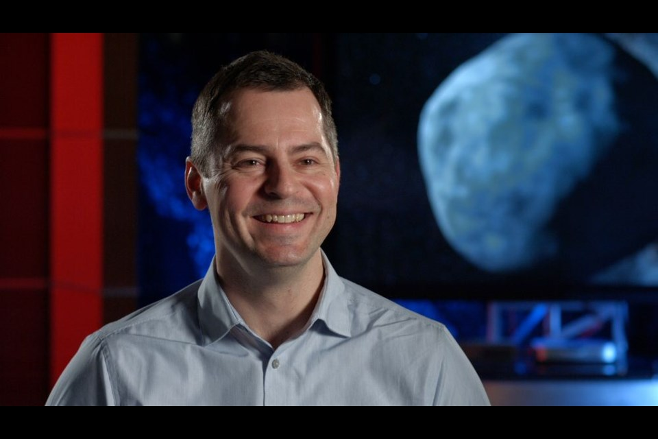 Tim Haltigin, who grew up on a farm near Canora, is the Senior Mission Scientist in Planetary Space Exploration at the Canadian Space Agency, and has been involved in planning the Mars 2020 mission that includes the rover Perseverance since 2014. -Photos Courtesy of NASA/JPL-Caltech