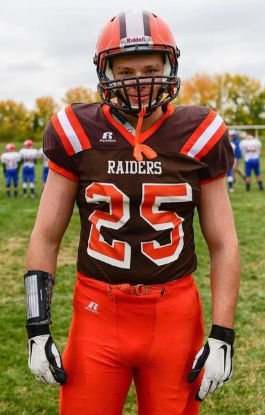 Recently signed to CJFL, Josh Bielecki of Kamsack is excited to be participating in a training camp in June 2021 at the Mosaic Stadium where the Saskatchewan Roughriders play.