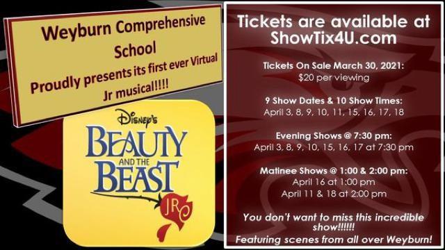 Beauty and Beast info