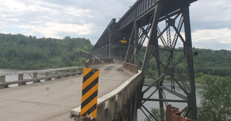 Nipawin Bridge