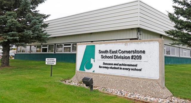 Cornerstone board office