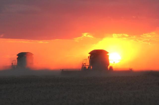 sunset combine