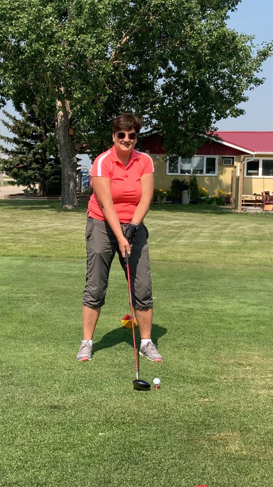 Golfer of the week