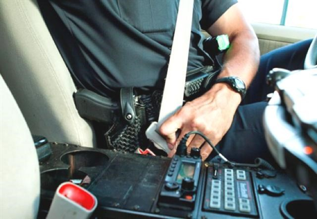 police seatbelts