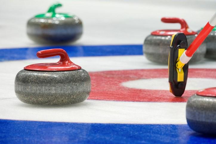 curling getty