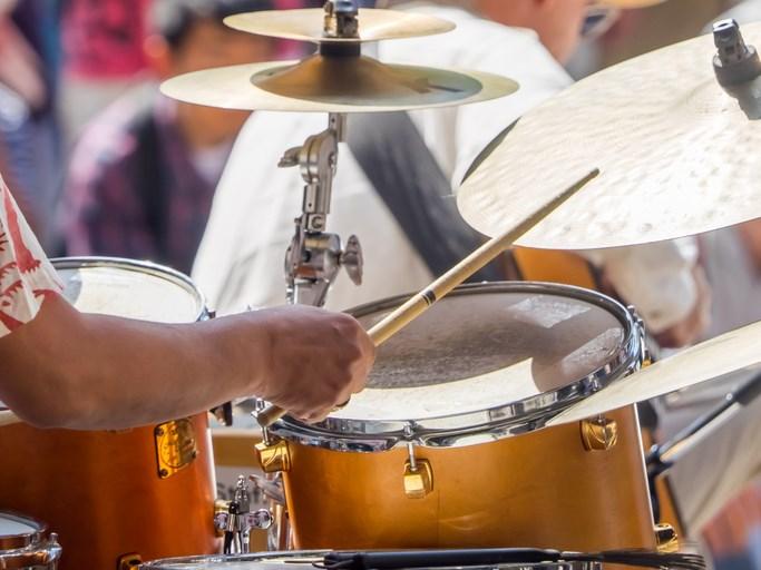 drums getty