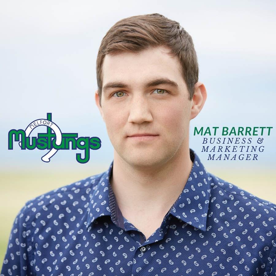 Mat Barrett a