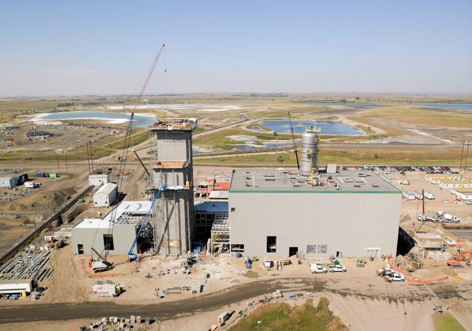 Boundary Dam 3, carbon capture
