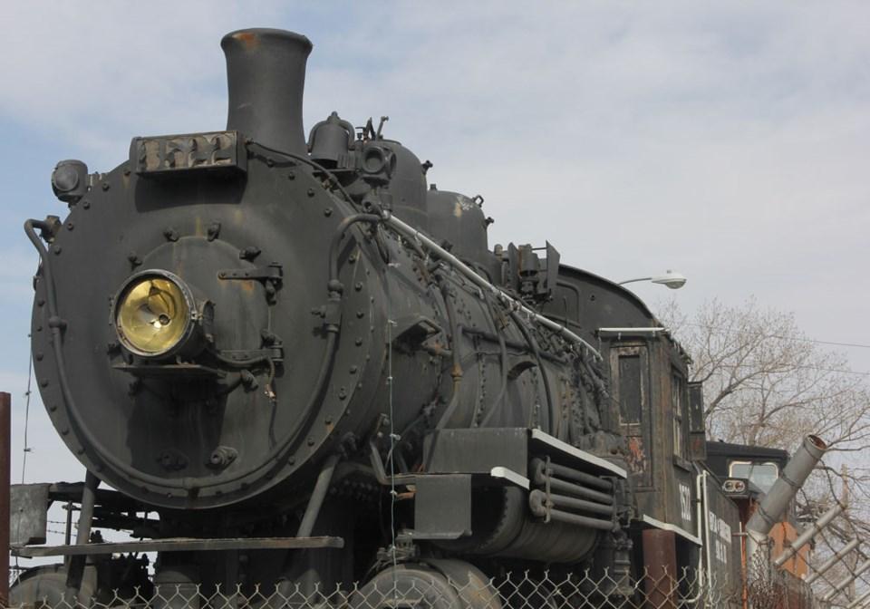 Bienfait, Locomotive