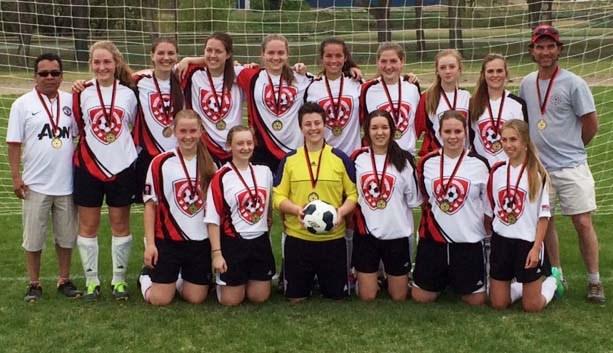 Yorkton United Girls U18/16