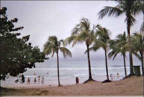 This beach near the Plaza America is typical of what you will find in Varadero. Photos by John Cairns