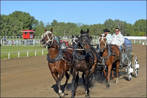 CPCA wagons rumble through North Battleford_2