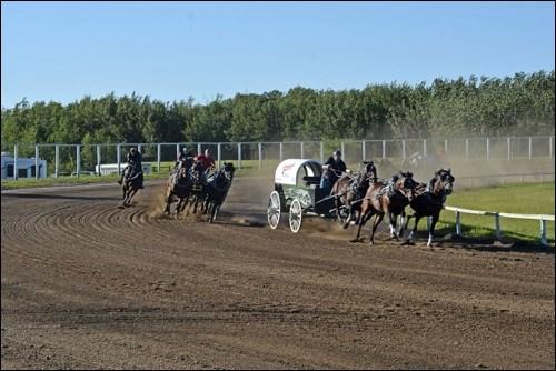 CPCA wagons rumble through North Battleford_3