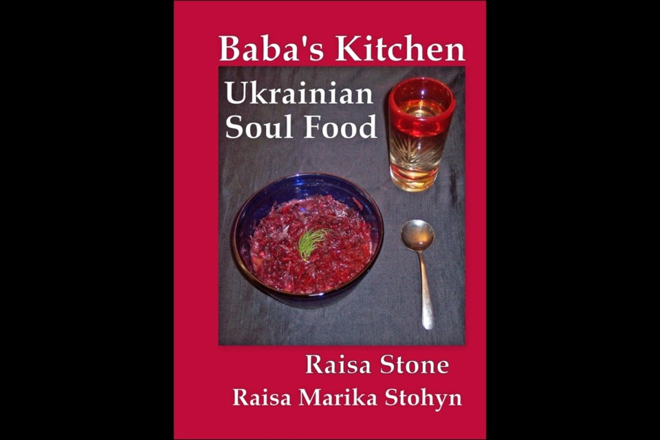 Baba's Kitchen: Ukrainian Soul Food is available as a paperback on Amazon, Barnes & Noble, Ingram and Yevshan. Stone also has a Facebook page under Baba's Kitchen Ukrainian Soul Food Book.