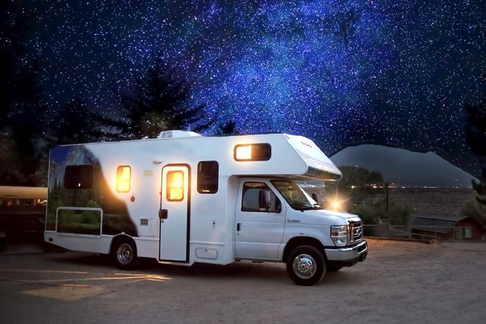 1 HSG - What you need to know when buying an RV for summer travel in Alberta