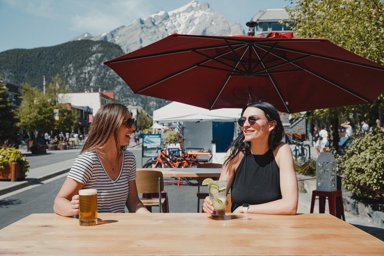 14 HSG - High Rollers Banff Ave patio