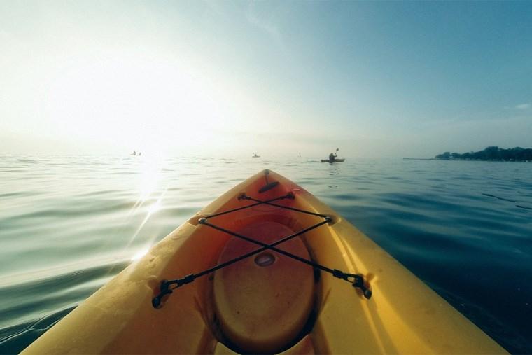 41 HSG - Kayaking in Central Alberta Sylvan Lake