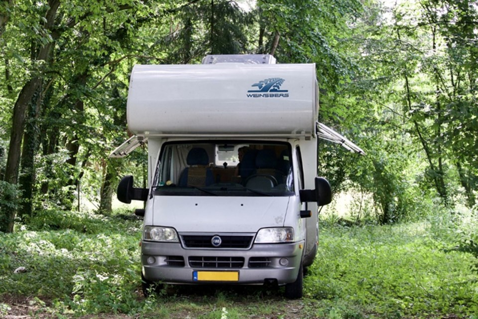 5B-RV Lifestyle Check Your RV for Water Damage