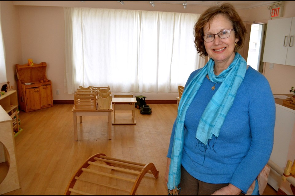 Karen Weyler director of the Star Seedlings Family & Childcare Centre.  Troy Bridgeman for GuelphToday.com