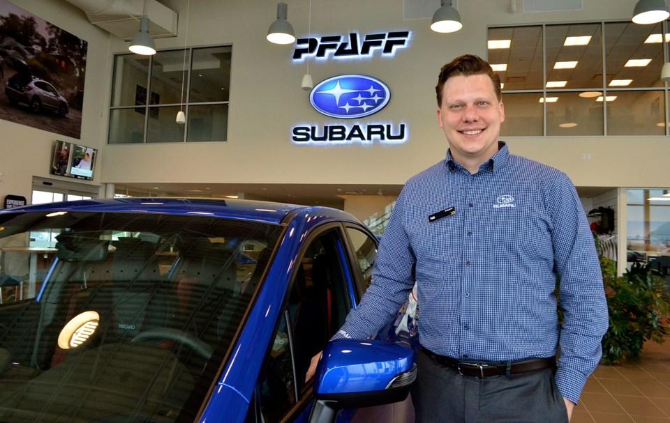 2019 05 29 GT – Whats Up Wednesday Paul Cullen Pfaff Subaru – TB 01