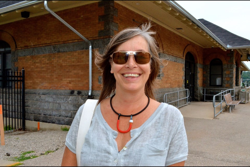 After three and half years promoting walking food tours in Guelph, Lynn Broughton is taking Taste Detours to Elora.  Troy Bridgeman for GuelphToday.com