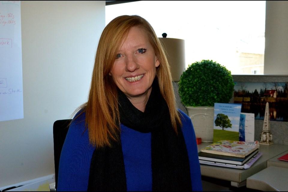 Gail Hoekstra executive director of the Guelph Drop In Centre. Troy Bridgeman Guelphtoday.com