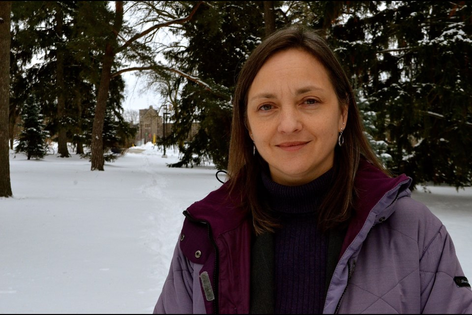 Justine Richardson is the new director of the University of Guelph Arboretum.  Troy Bridgeman GuelphToday