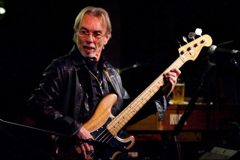 Guelph native and award-winning rocker Roly Greenway died Tuesday after a long battle with cancer 12 days after his 78th birthday.