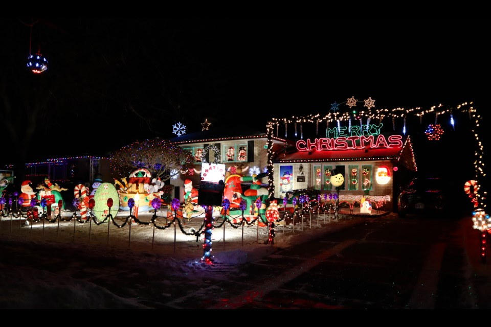 With thanks to @akantamn for mapping out three Christmas house tours, we checked out some of the best-decorated houses in Guelph. Can you find these homes around Guelph? Anam Khan/GuelphToday