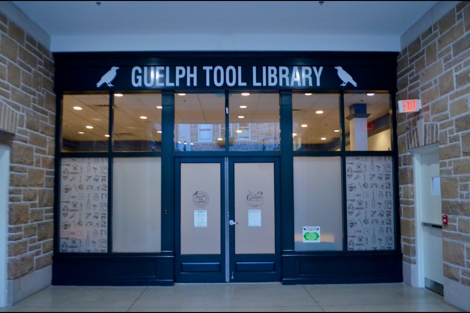 'Make Fix Grow,' the spring membership drive for the Guelph Tool Library in Olde Quebec Street Shoppes begins Monday.