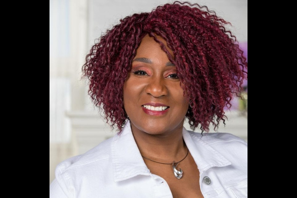 Vicki Olatundun, the new executive director of Chalmers says when the community sees her face, she wants them to see hope and someone they can reach out to. Supplied photo