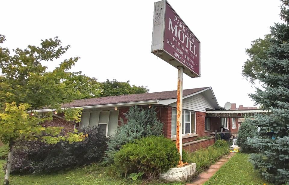 20200909 Parkview Motel RV