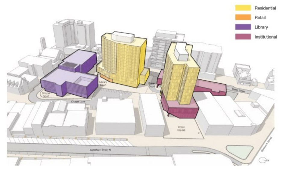 20200929 Baker District revised layout