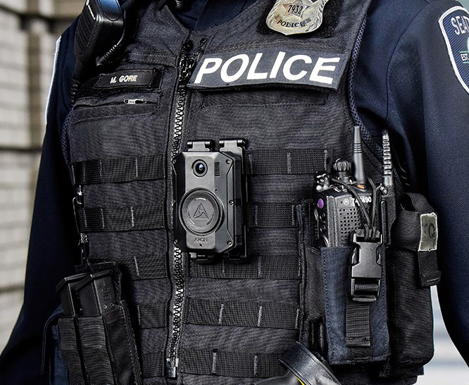 20210222 Guelph Police body camera Axon Body 3