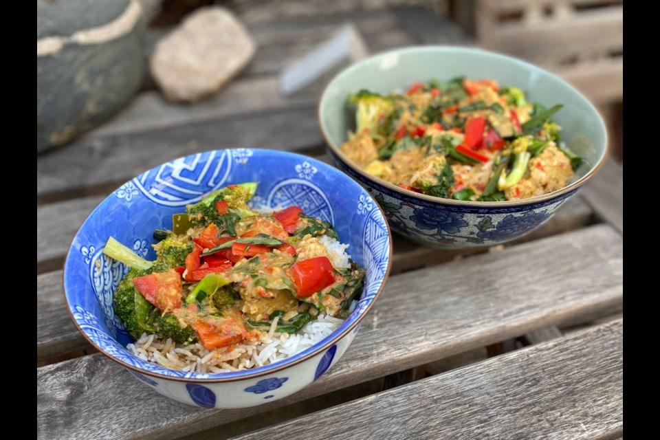 Thai Curry. Lynn Broughton for GuelphToday