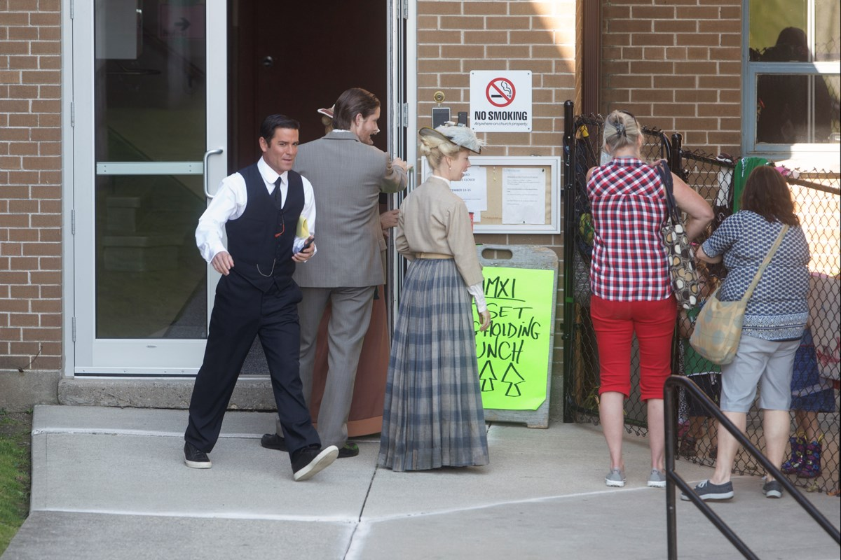 Murdoch Mysteries returns to Cambridge for filming