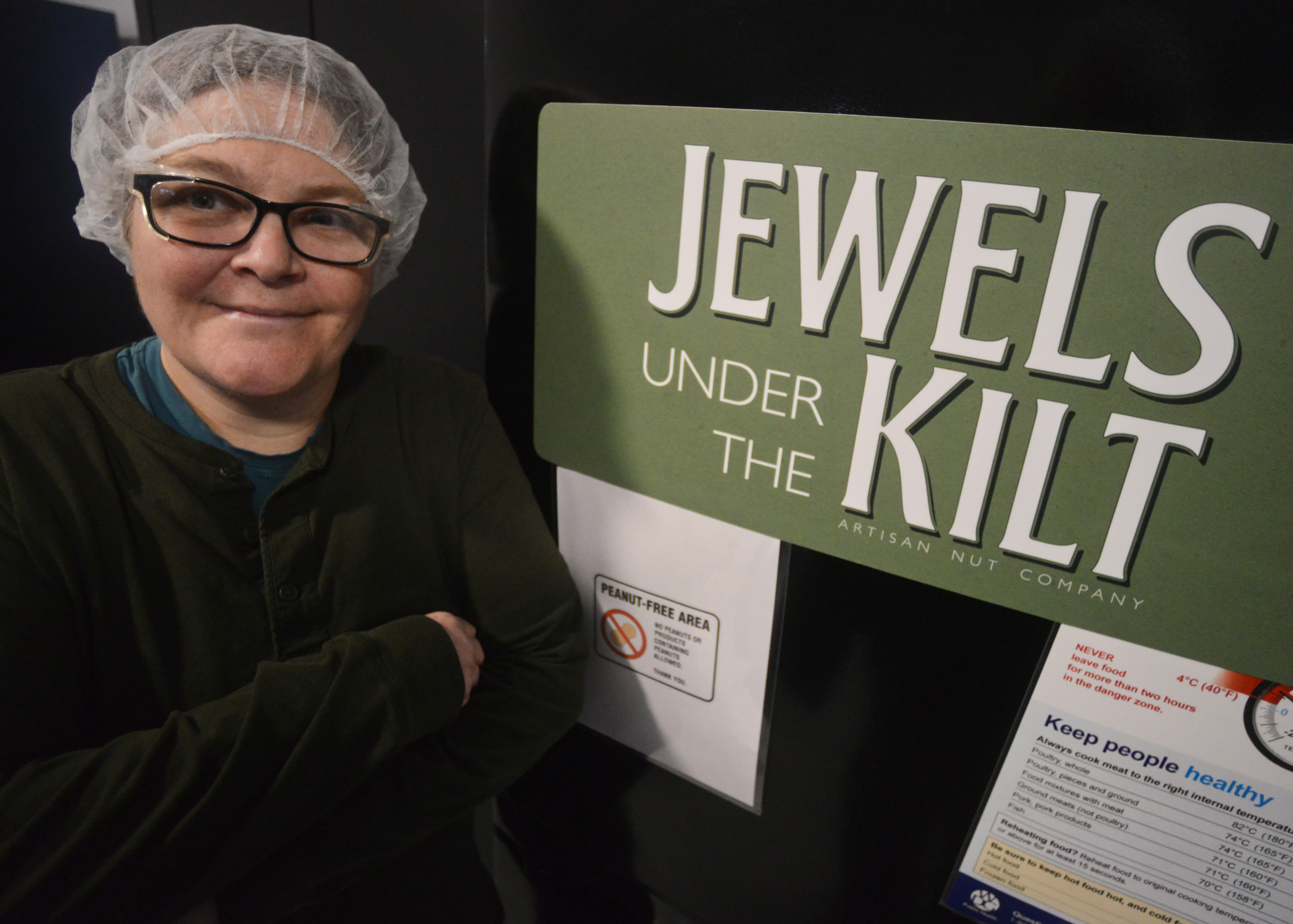 Jewels Under The Kilt: a cheeky name behind a nutty success story