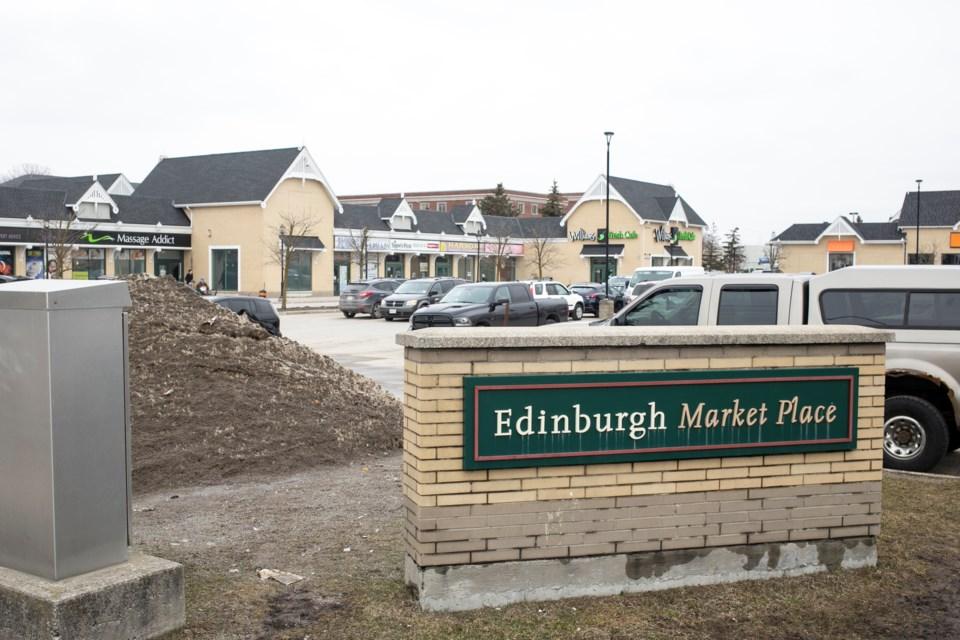 20200311 Edinburgh Market Place KA