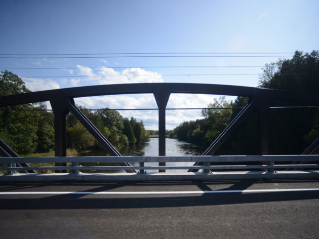 Niska Bridge officially reopens