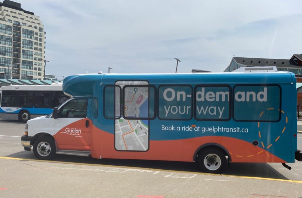 20210427 On Demand Bus