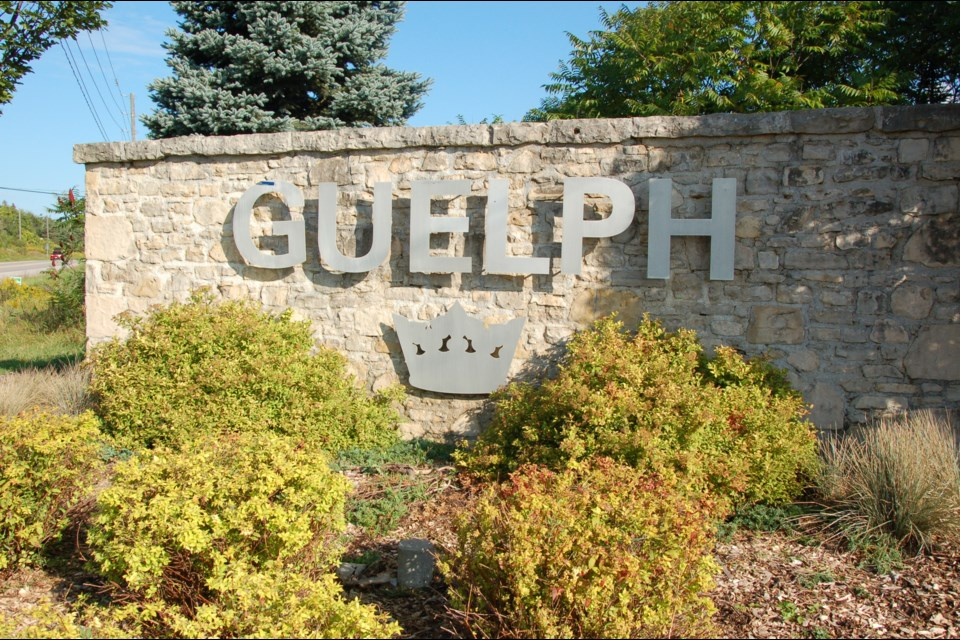 Guelph city limits go as far south as Maltby Road.