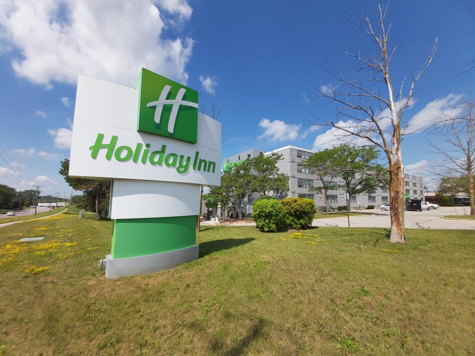 20210629 Holiday Inn at Stone and Scotsdale RV