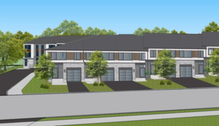 The new concept design being proposed for 89 Beechwood Ave.