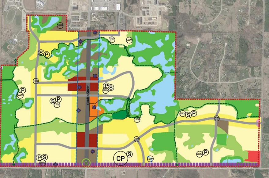 Clair/Maltby open space plan includes 10-hectare community park