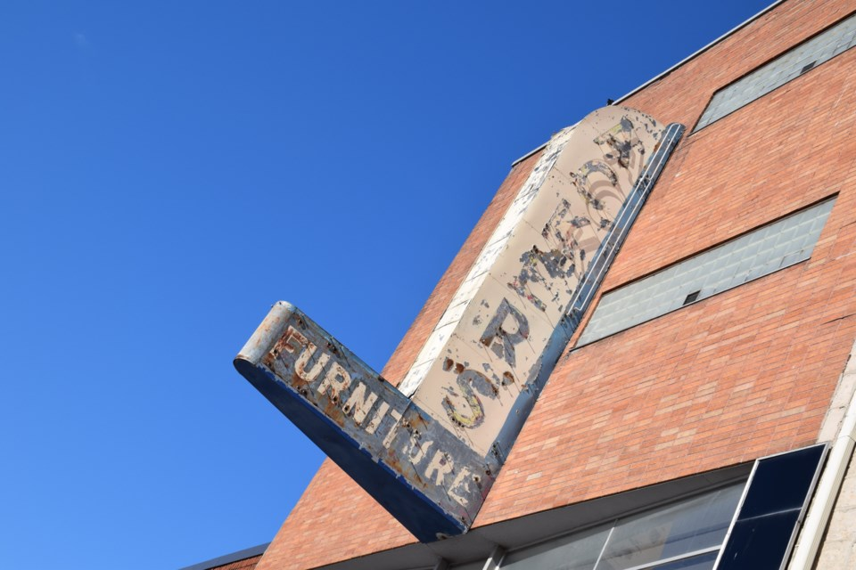 Acker's Furniture has been in business for about 80 years. The 42 Carden St. building has been sold.