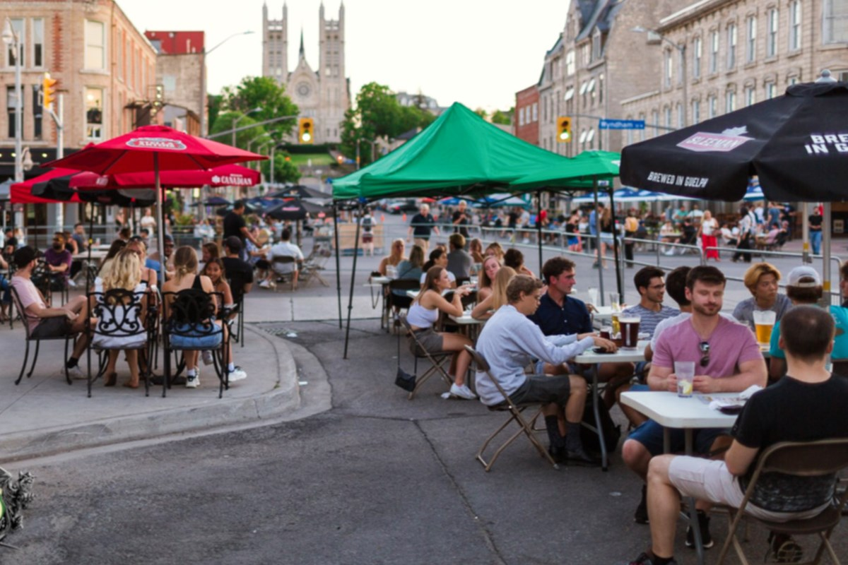 Downtown Dining District to remain through November