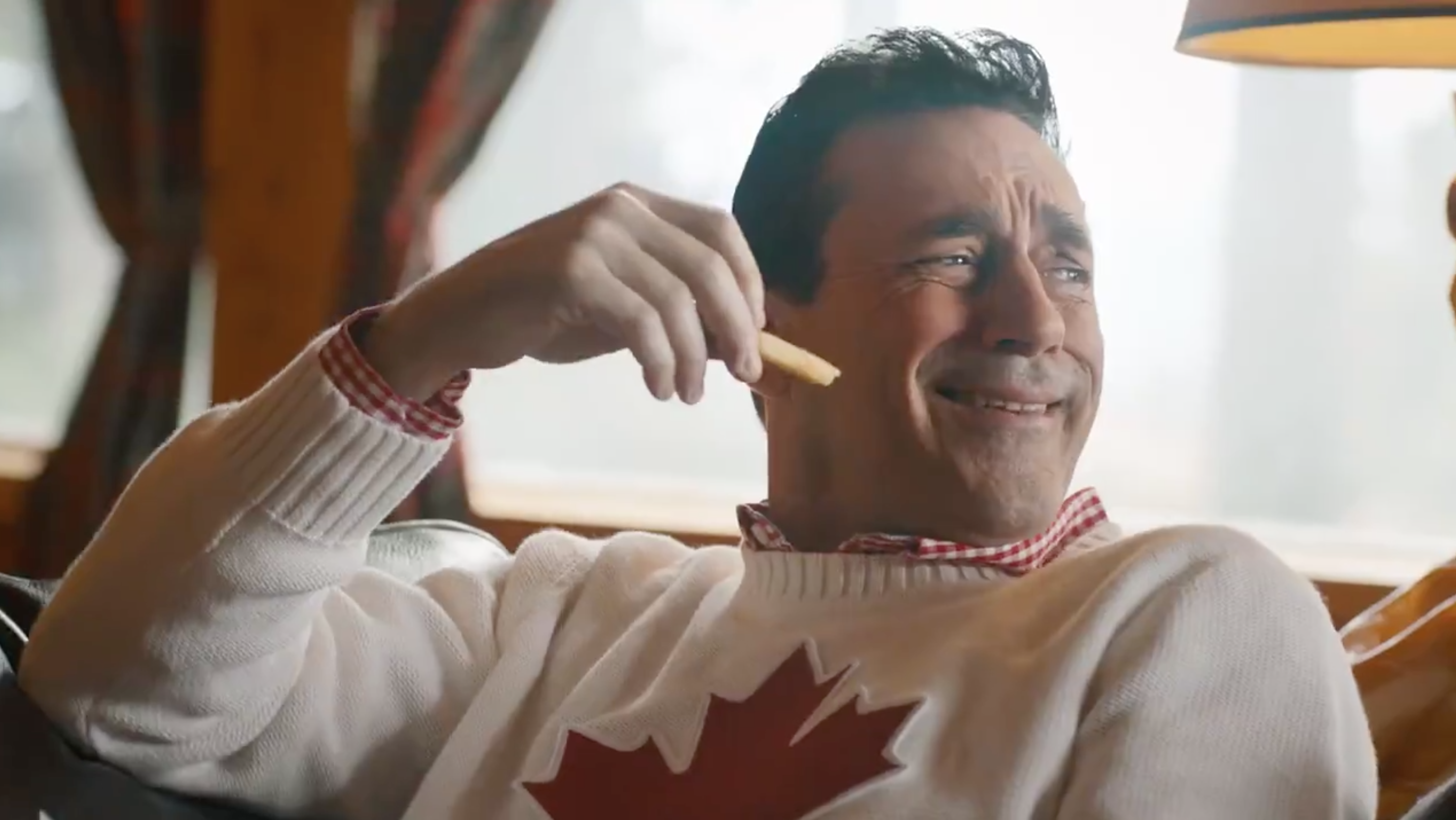 Guelph gets shout out in new commercial starring Jon Hamm