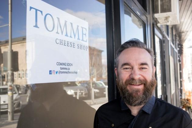 20180306 Andrew Wheeler Tomme Cheese Shop KA